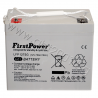 VRLA GEL-батерия First Power, 75 Ah, 12 V